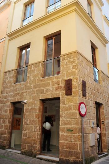 Ayuntamiento de c diz sala de exposiciones el p pulo for Ayuntamiento de cadiz recogida de muebles