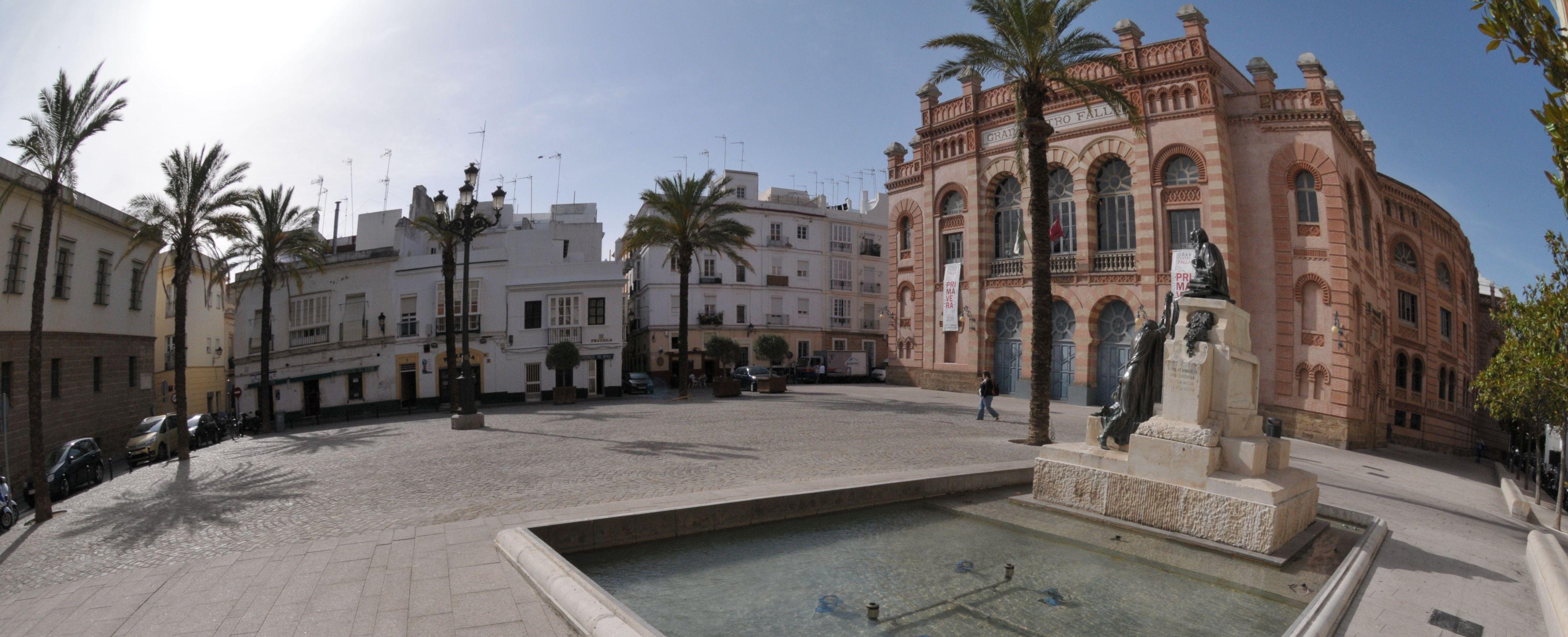 natural fecha baile en Cádiz