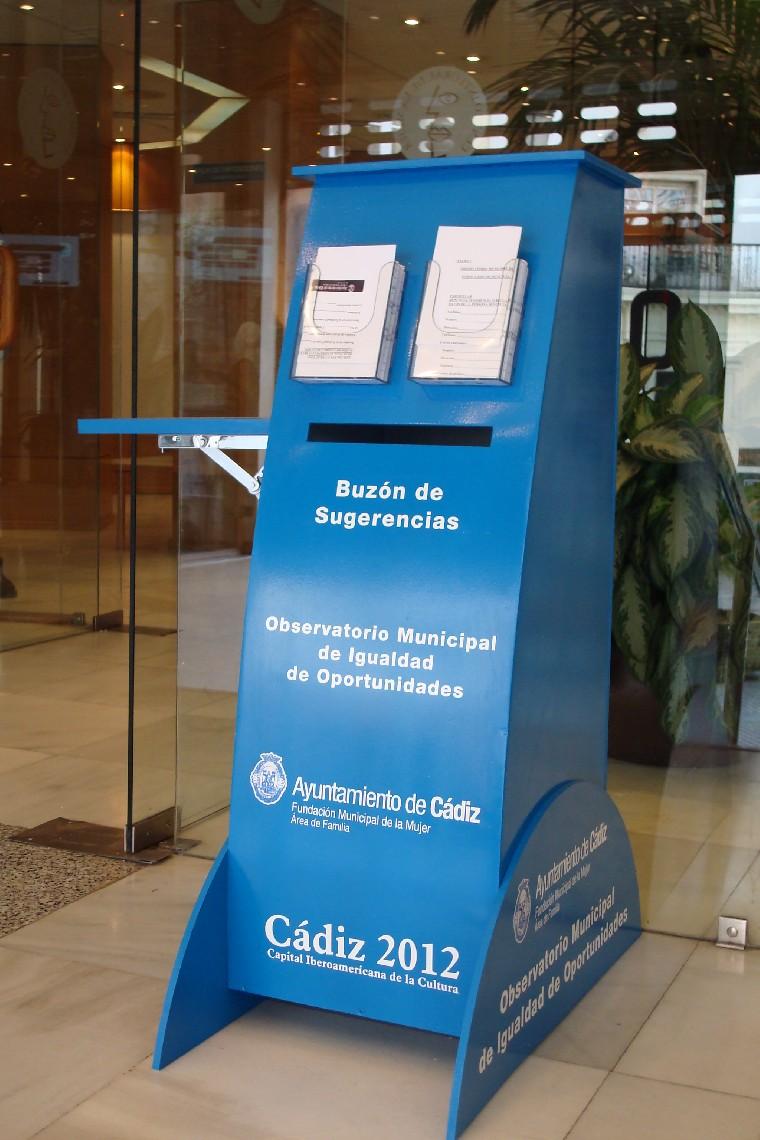 Ayuntamiento de c diz delegaciones fundaci n municipal for Ayuntamiento de cadiz recogida de muebles