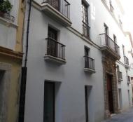Foto de la fachada de la Delegación de Urbanismo