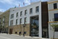 foto de la fachada del Instituto de Fomento, Empleo y Formación